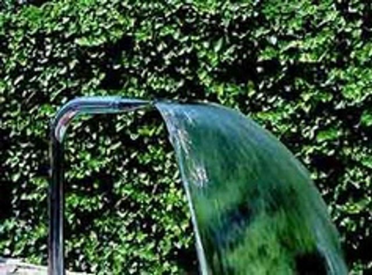 Boa Curtain Water Feature Swimming Pool Fountain