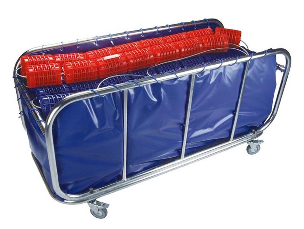 Swimming Pool Lane Ropes Storage Basket (28623)