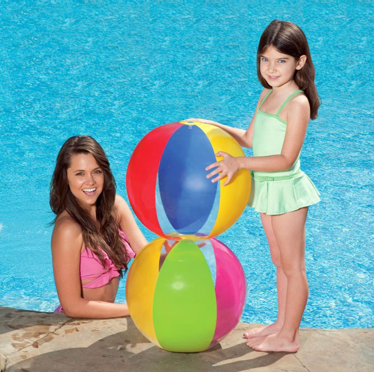 Intex Paradise Swimming Pool Beach Ball (59032NP)