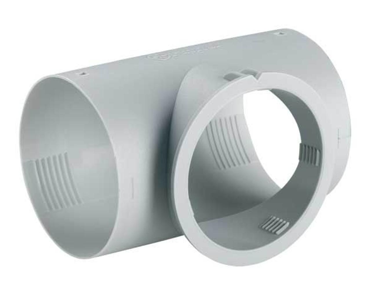 Truma T-Pipe LT Ducting Fitting (40151-52)