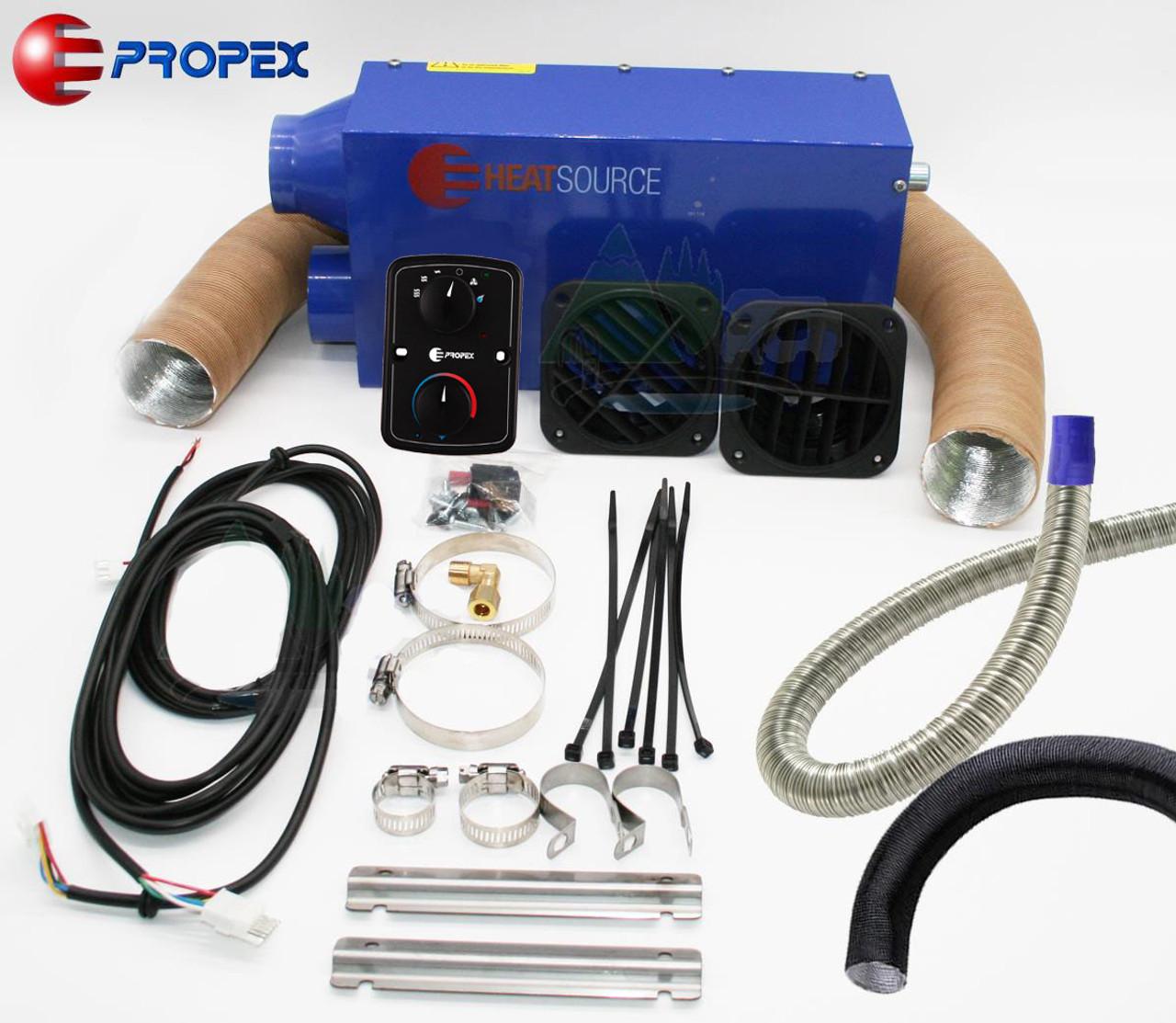 Propex HS2000 LPG gas air heater