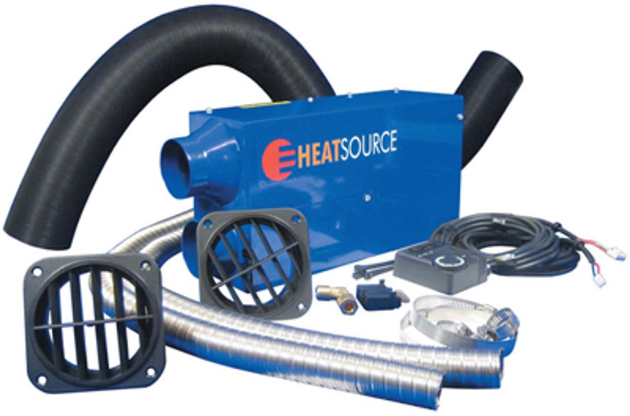 Propex HS2000 LPG heater