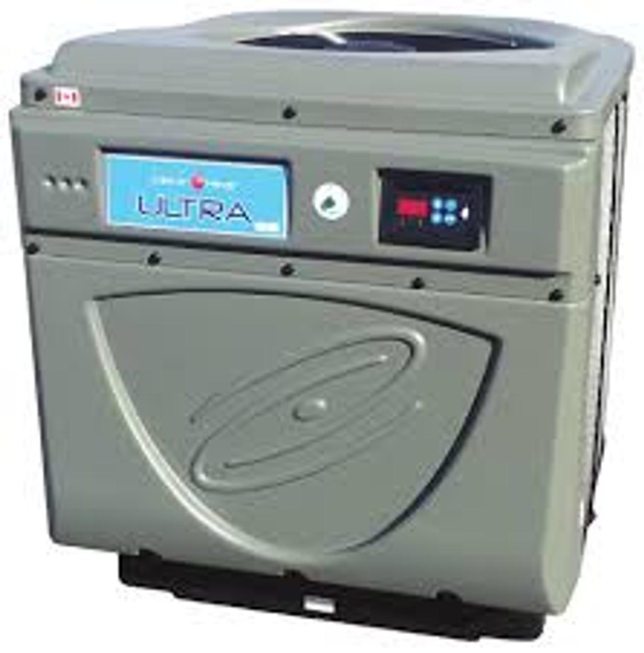 Electro Heat Ultra Low Swimming Pool Heat Pump