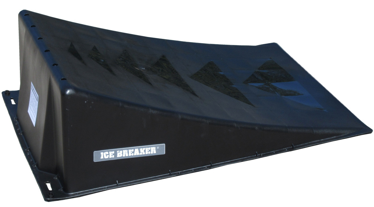 Ice Breaker Children's Large Skateboard Launch Ramp