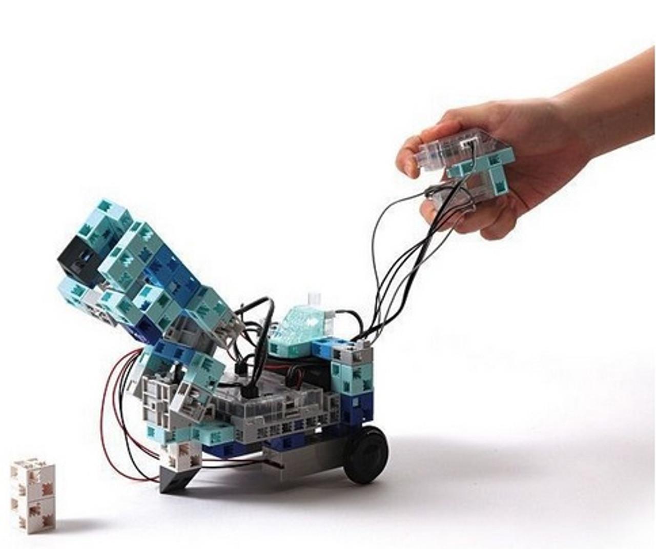 Artec Blocks Robotist Educational Basic Robot Toy Building Kit