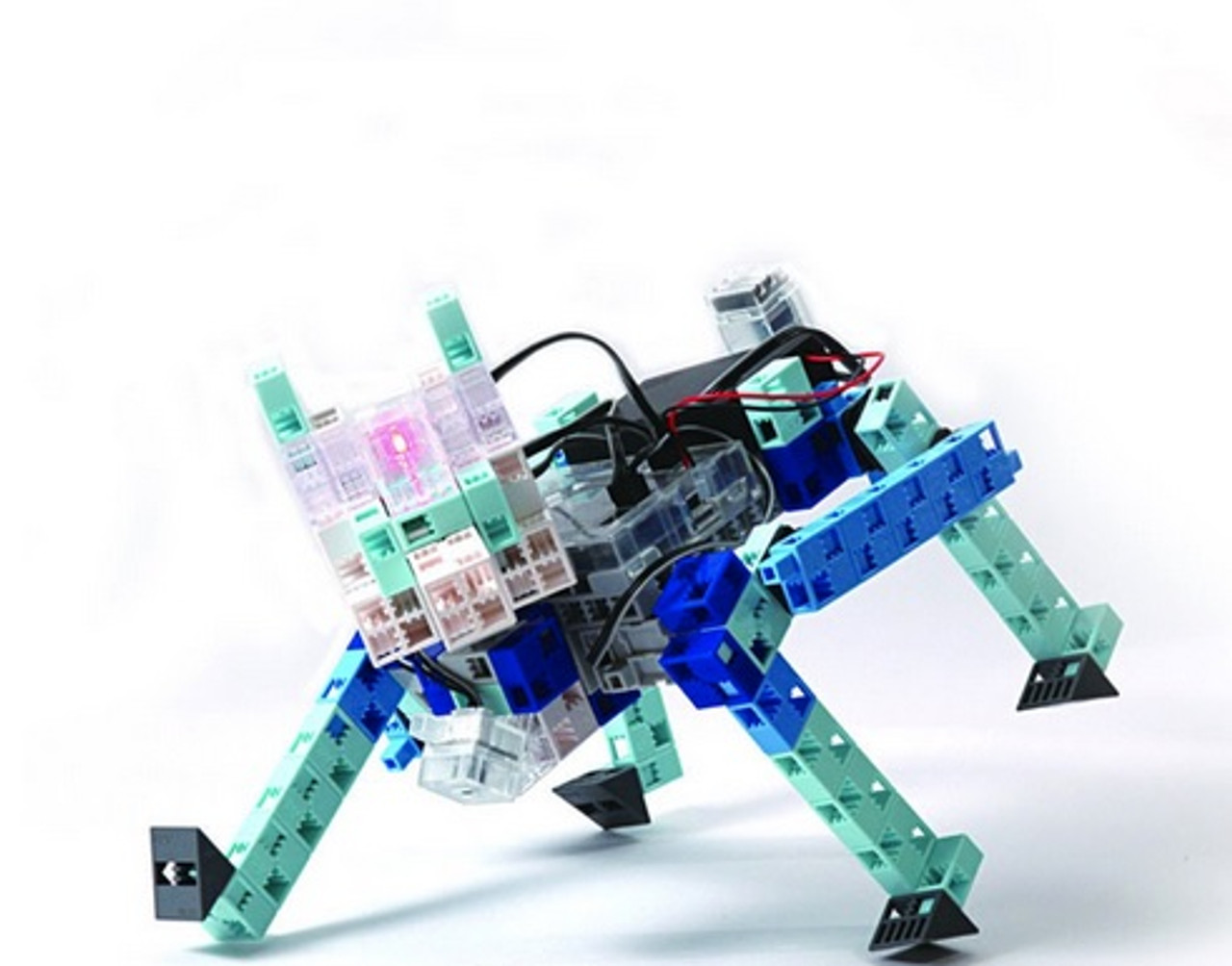 Artec, Blocks, Robotist, Educational, Transforming, Robot, Car, Toy, Building, Kit, 153210,