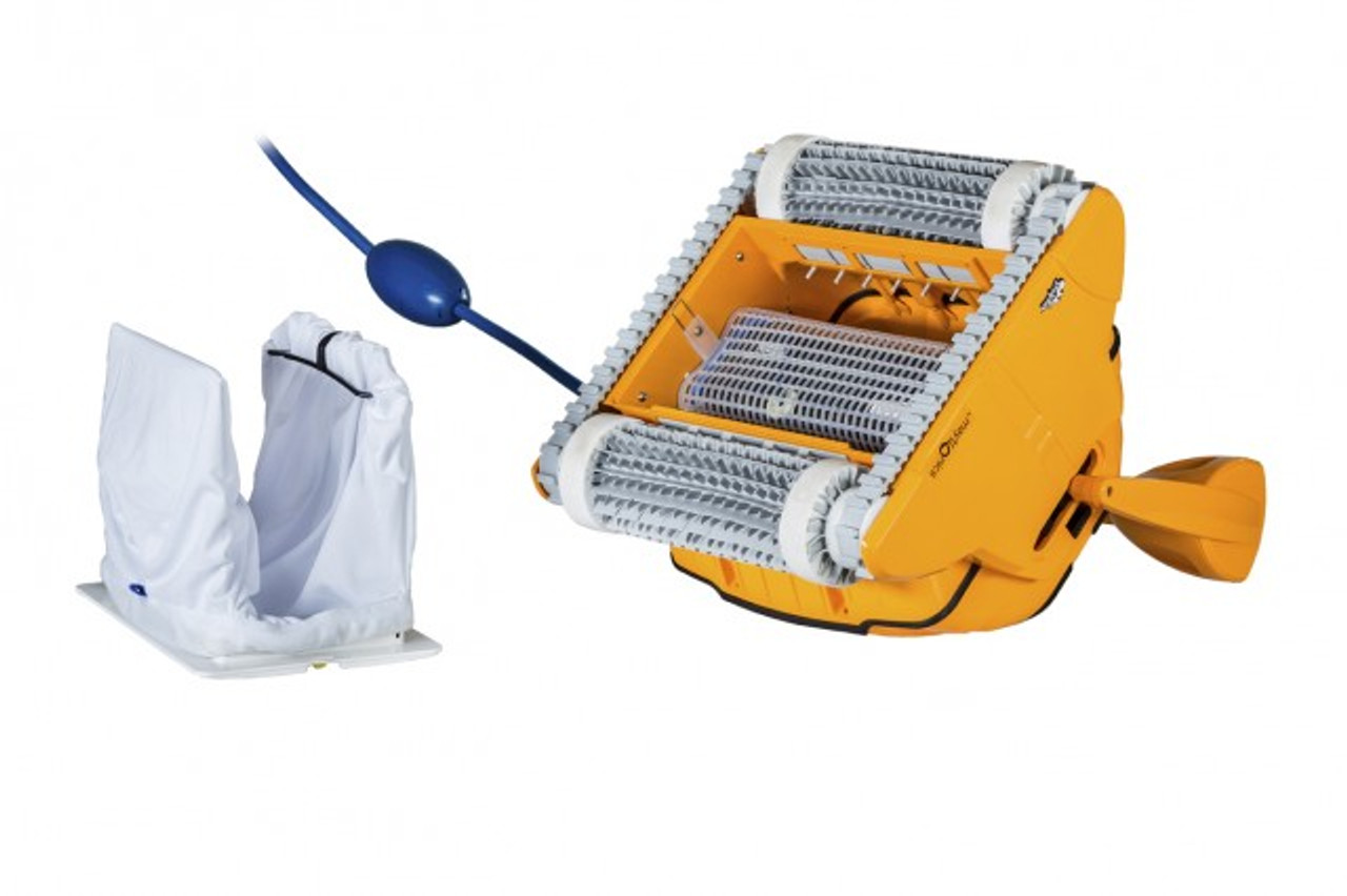 Dolphin Wave 50 commercial automatic electronic swimming pool cleaner