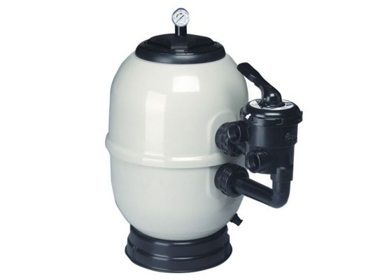 Astral Aster Laminated Swimming Pool Sand Filter Side Mounted multiport valve