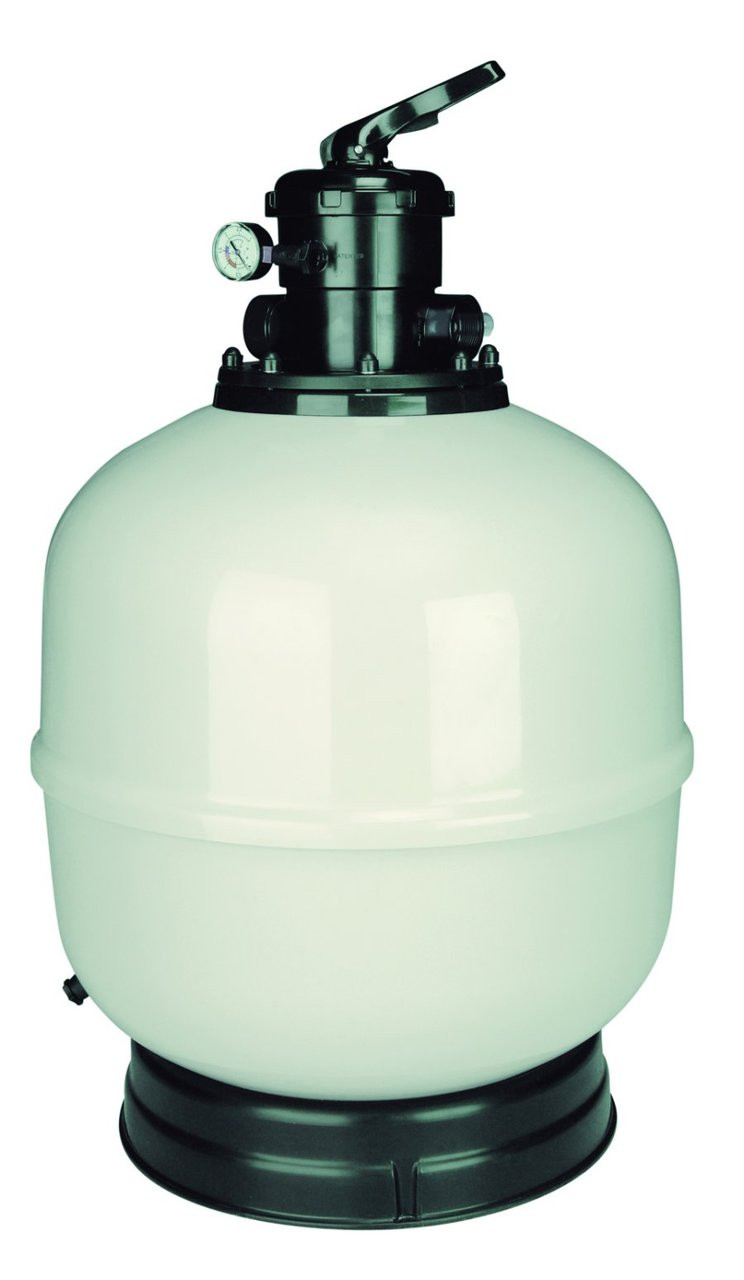 Astral Aster Laminated Swimming Pool Sand Filter Top Mounted multiport valve
