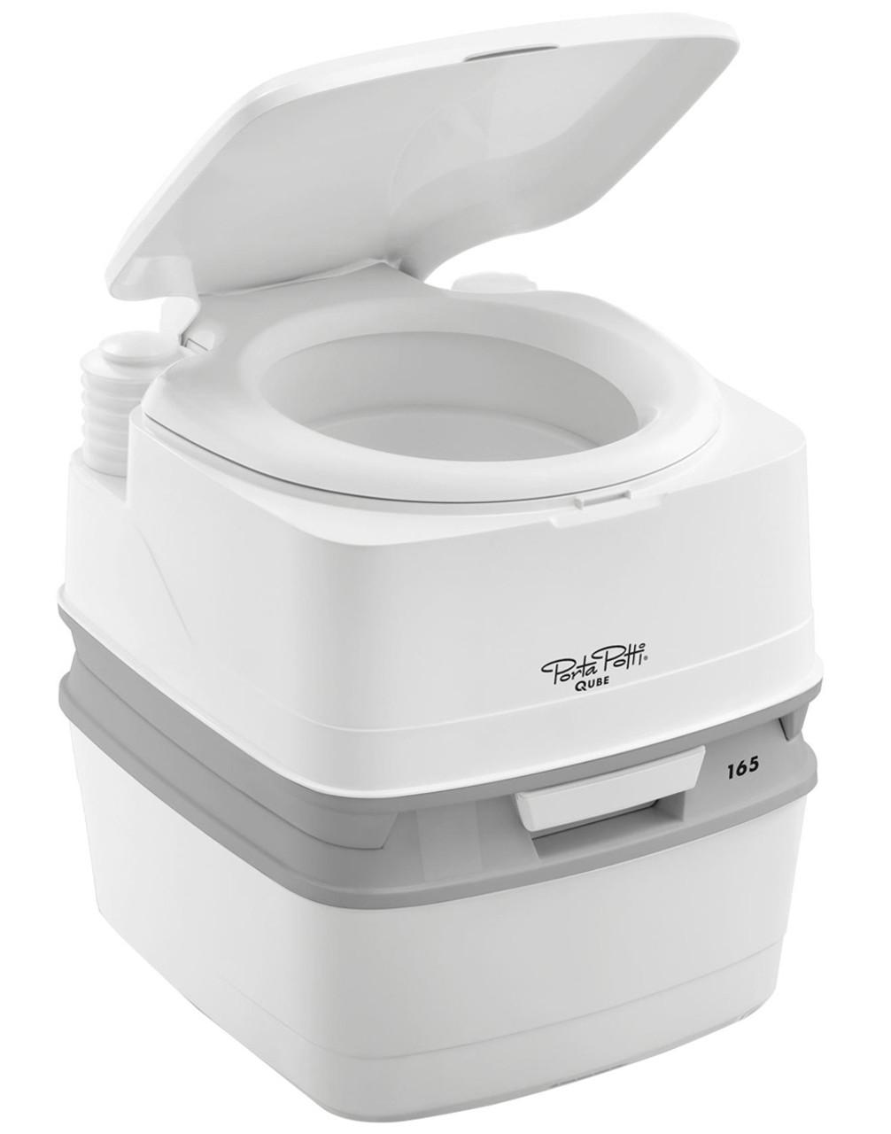 Thetford Porta Potti Qube 165 Chemical Camping Toilet