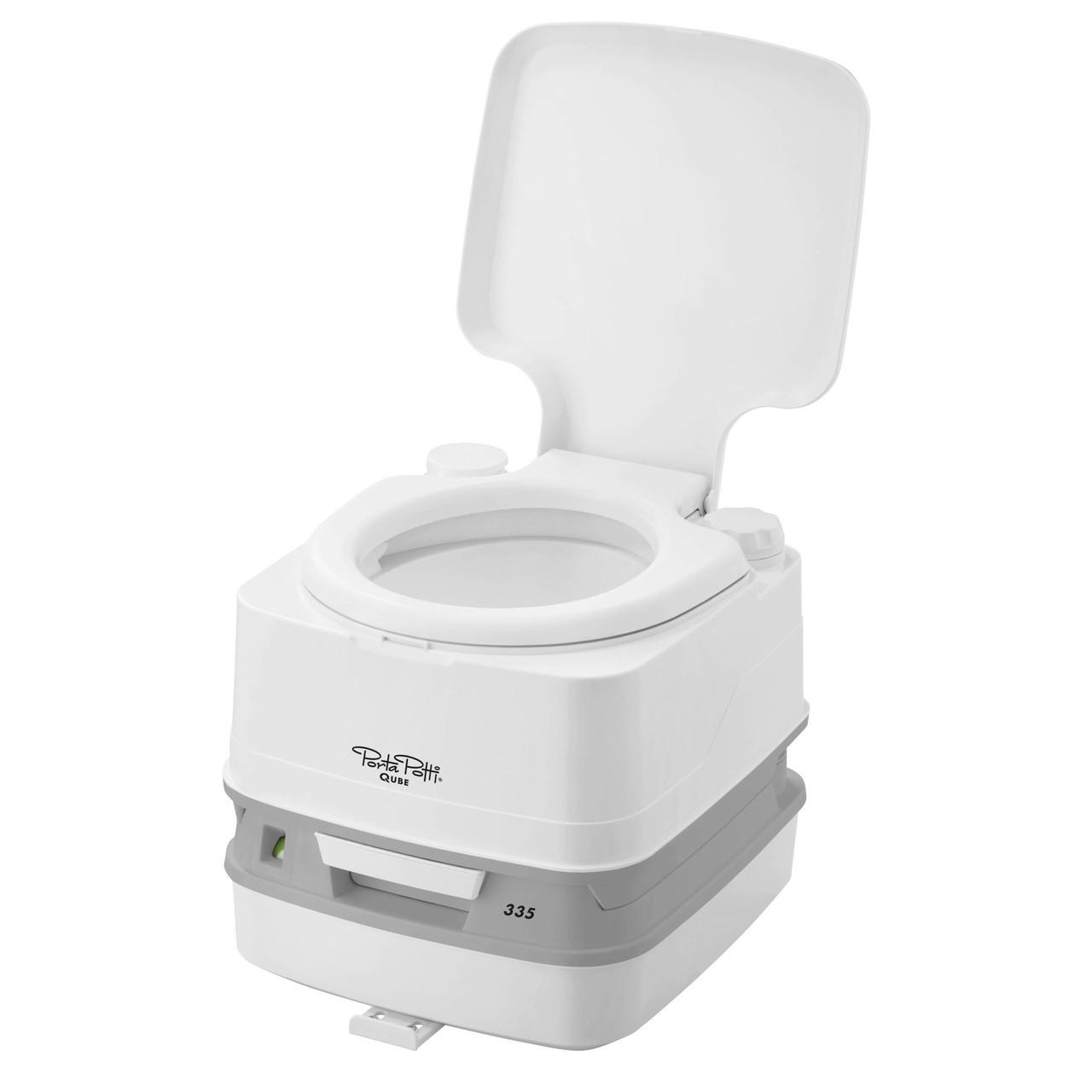 Thetford Porta Potti Qube mini camping motorhome campervan toilet