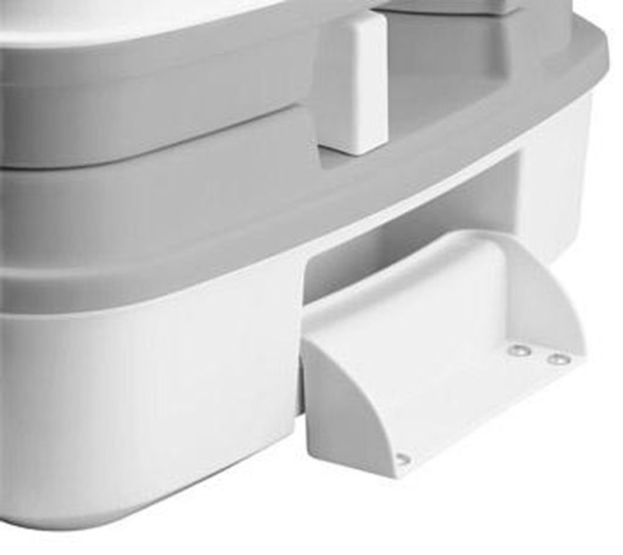 Hold down kit for the 335 toilet