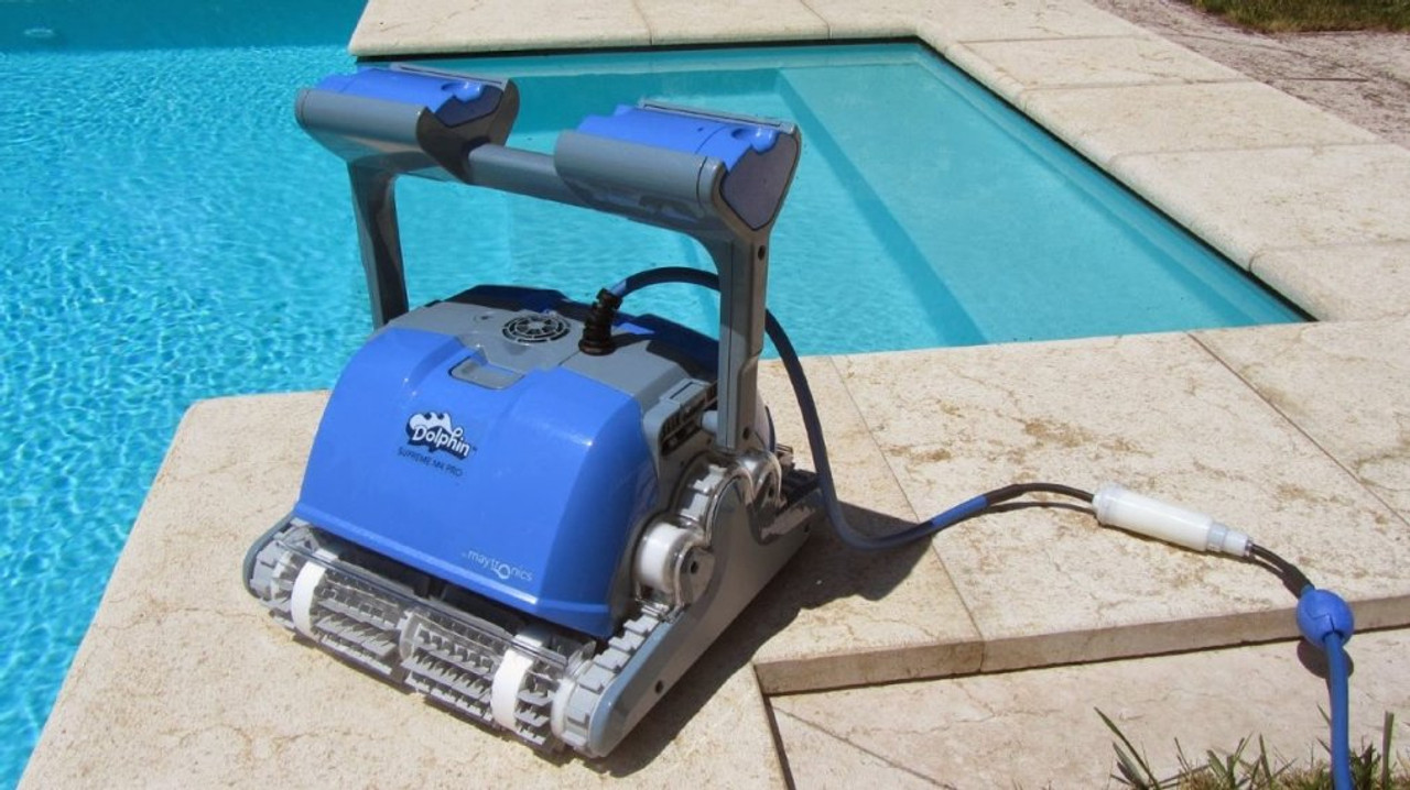 Dolphin Supreme M400 Pro Automatic Swimming Pool Cleaner