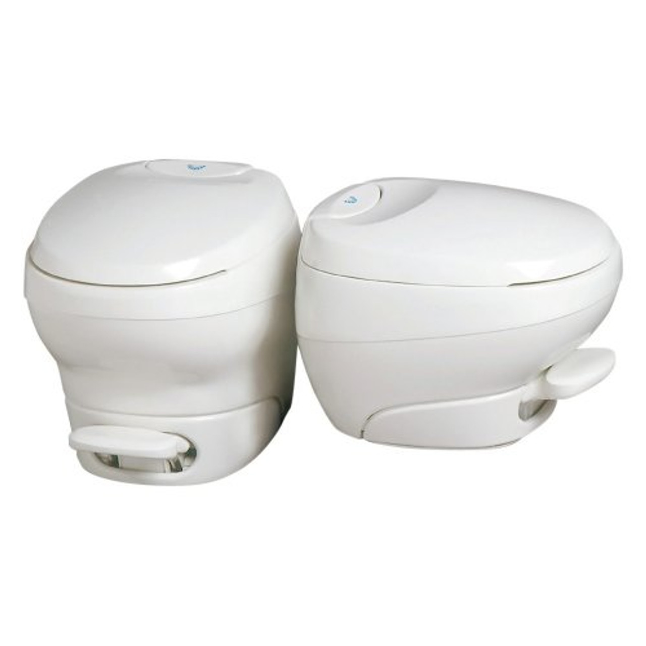 Thetford Aqua Magic Bravura Permanent Toilet High & Low