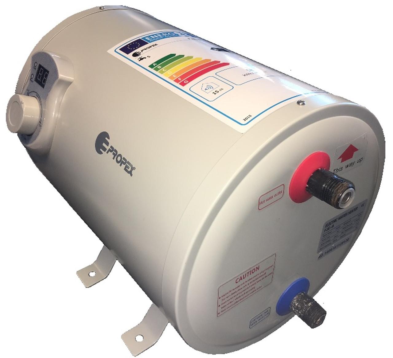 Propex Motorhome & Caravan Mains Electric Water Storage Heater 6 Litre