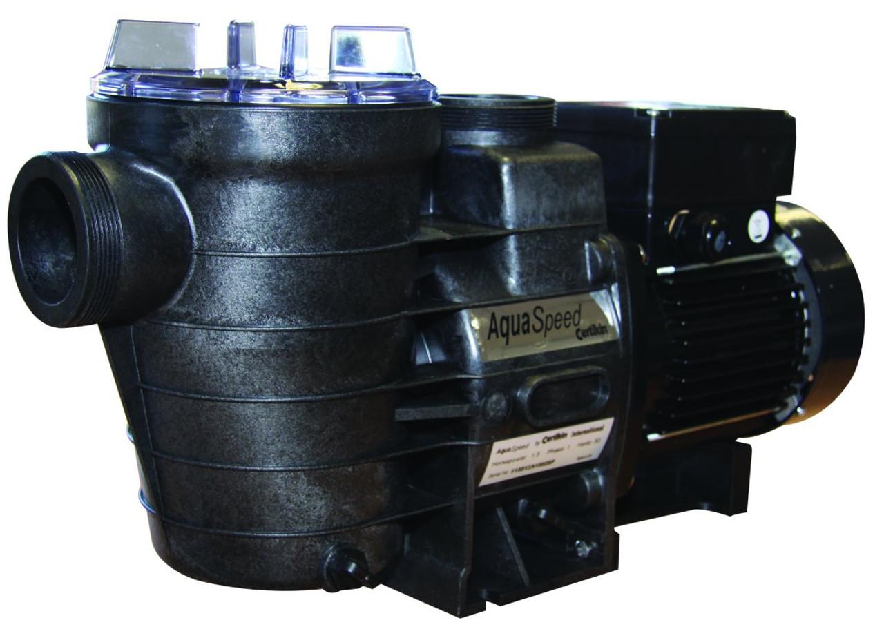 Certikin Aquaspeed 2 speed Swimming Pool Pump