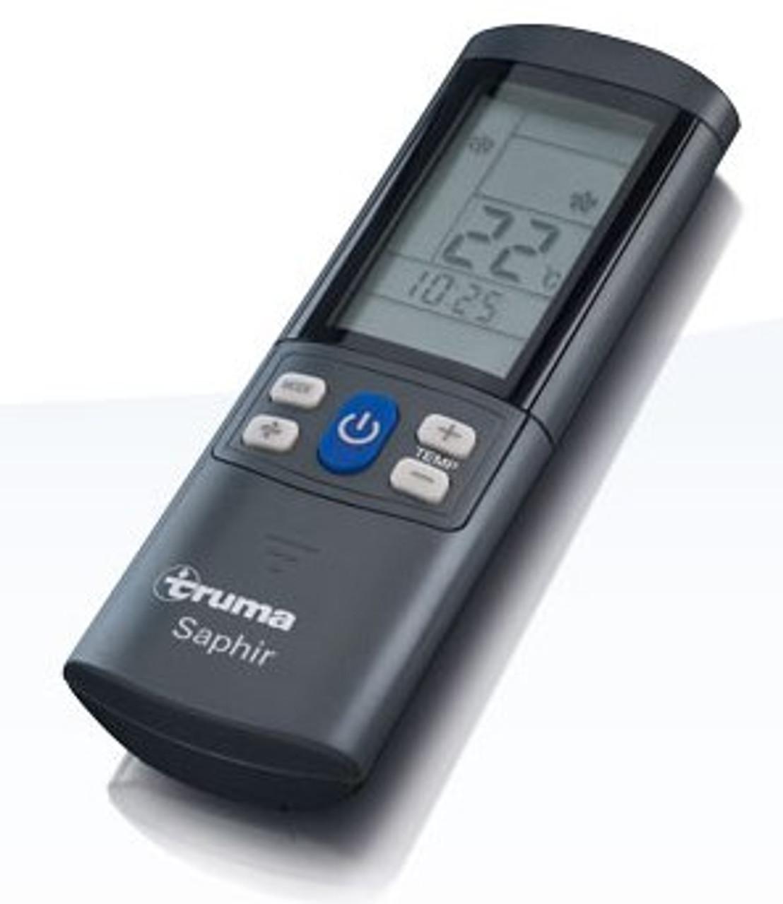 Truma Saphir Comfort digital remote control.