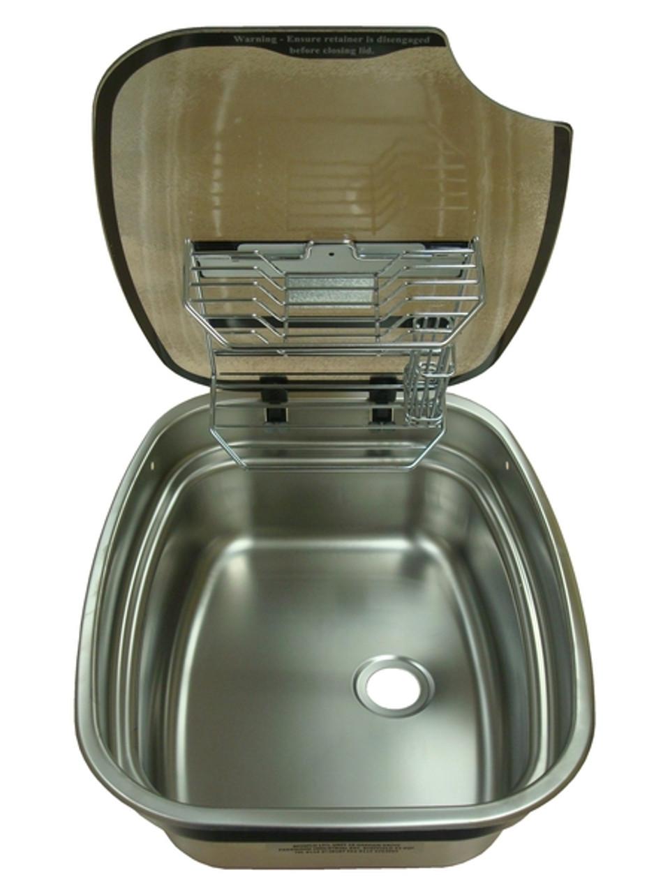 Spinflo Kitchen Centre Caravan Sink Unit (SBL1011)