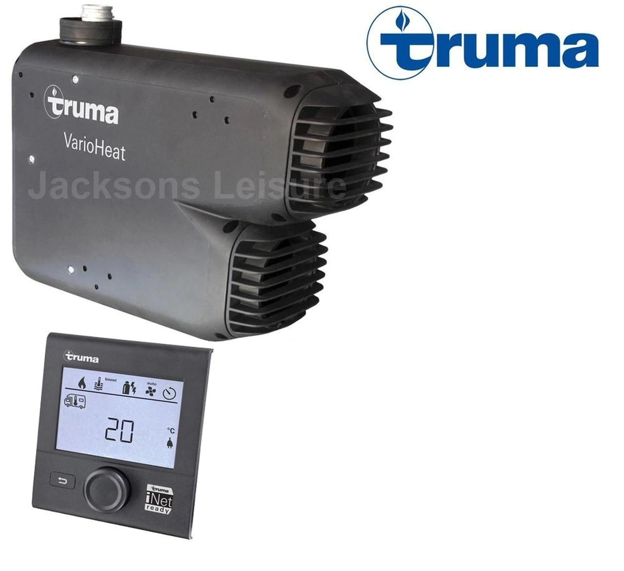 Truma Variaheat with digital control panel