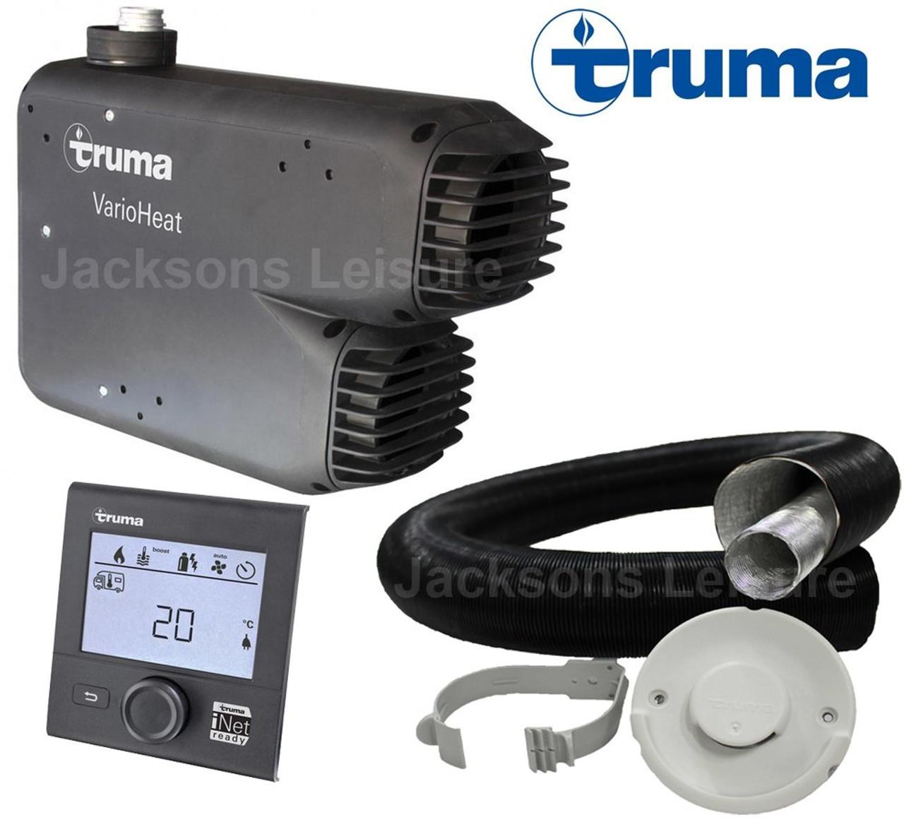 Truma Varioheat Eco Kit with cowl