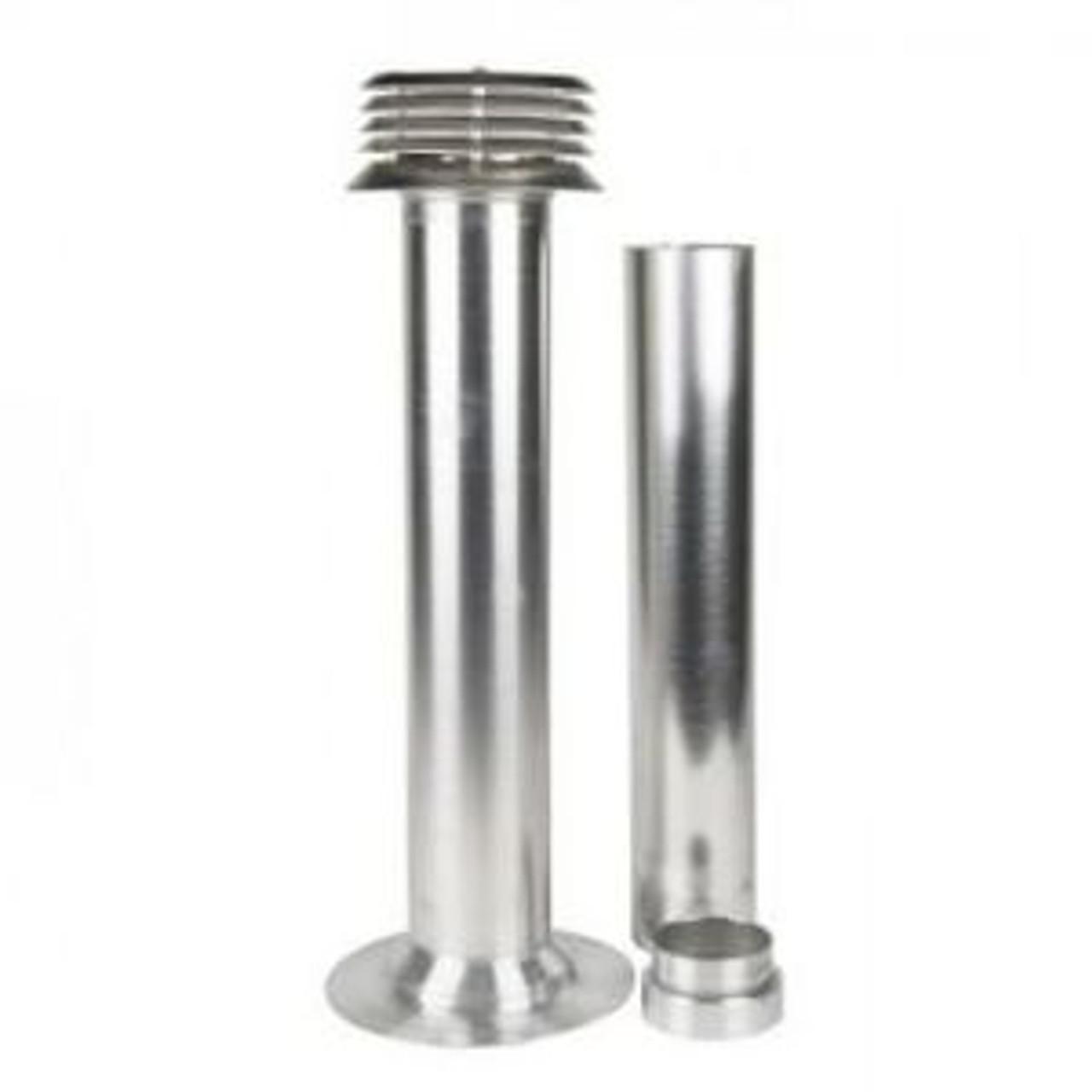Flue Kit For Forcali 6 Litre Caravan Motorhome Water Heater