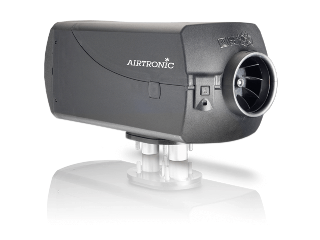 The Airtronic D2L diesel fuel heater from Eberspacher is small and powerful, ideal for your Volkswagen T5 T6 VW campervan