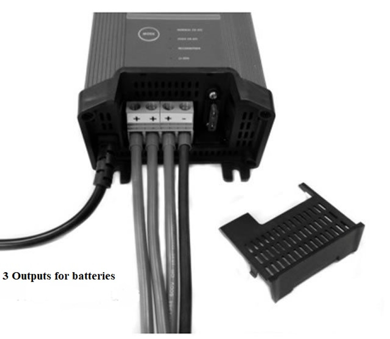 Victron IP22 Campervan Battery Charger 3 Outputs