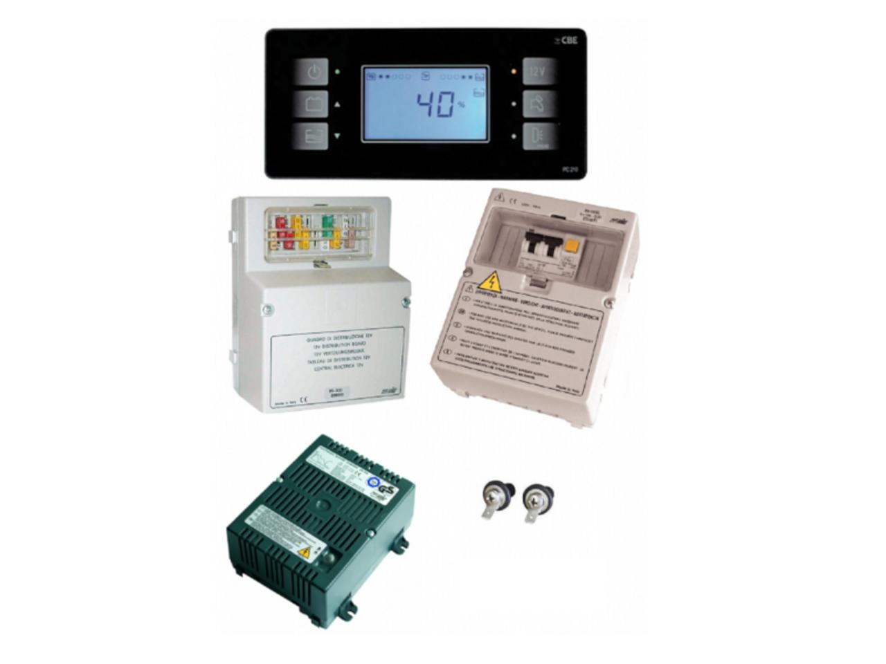 CBE PC 210 full power management kit