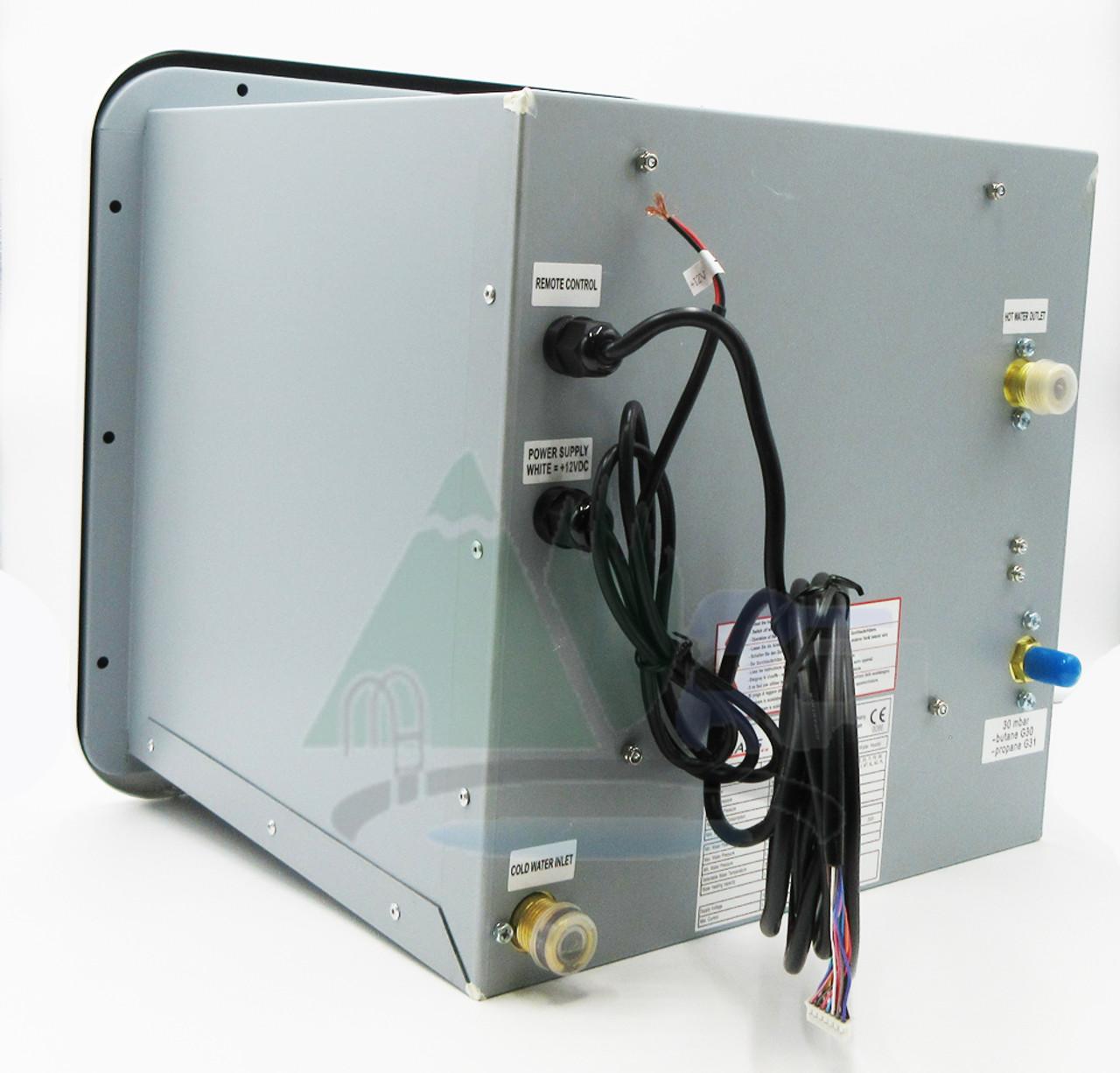 IMASS Instant Hot Water Heater for Caravan, Campervan or Motorhome