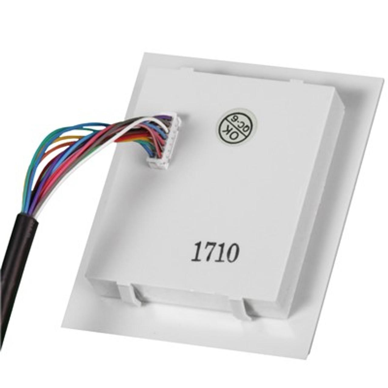 Imass water heater control panel