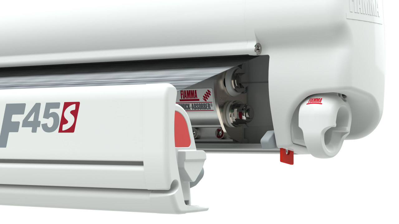 Double guide for the installation of two front panels and other accessories