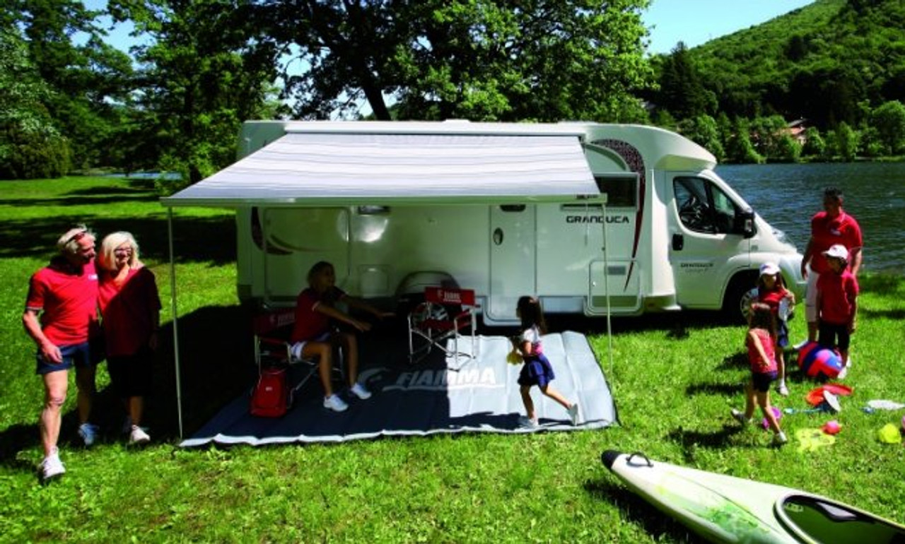 F45s Winch Awning suitable for installation on Campervan and Motorhomes