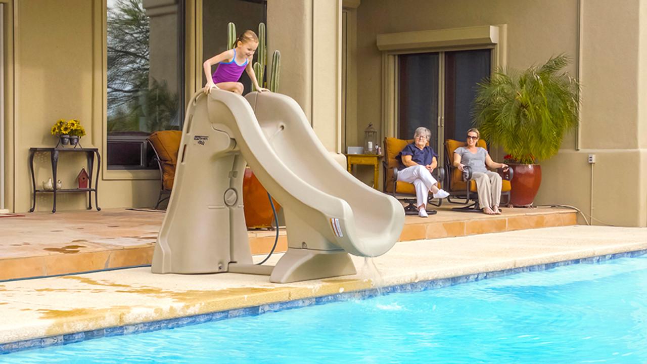 SR Smith SlideAway Pool Slide