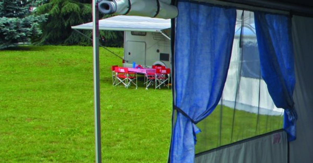 Fiamma Caravanstore Zip XL Awning and Privacy Room