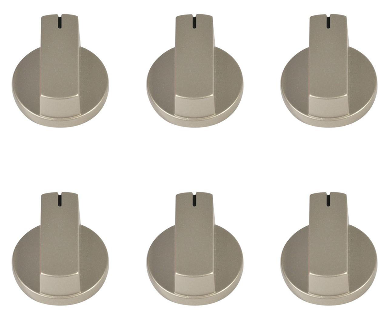 Thetford Spare Hob Control Knob 6 pack
