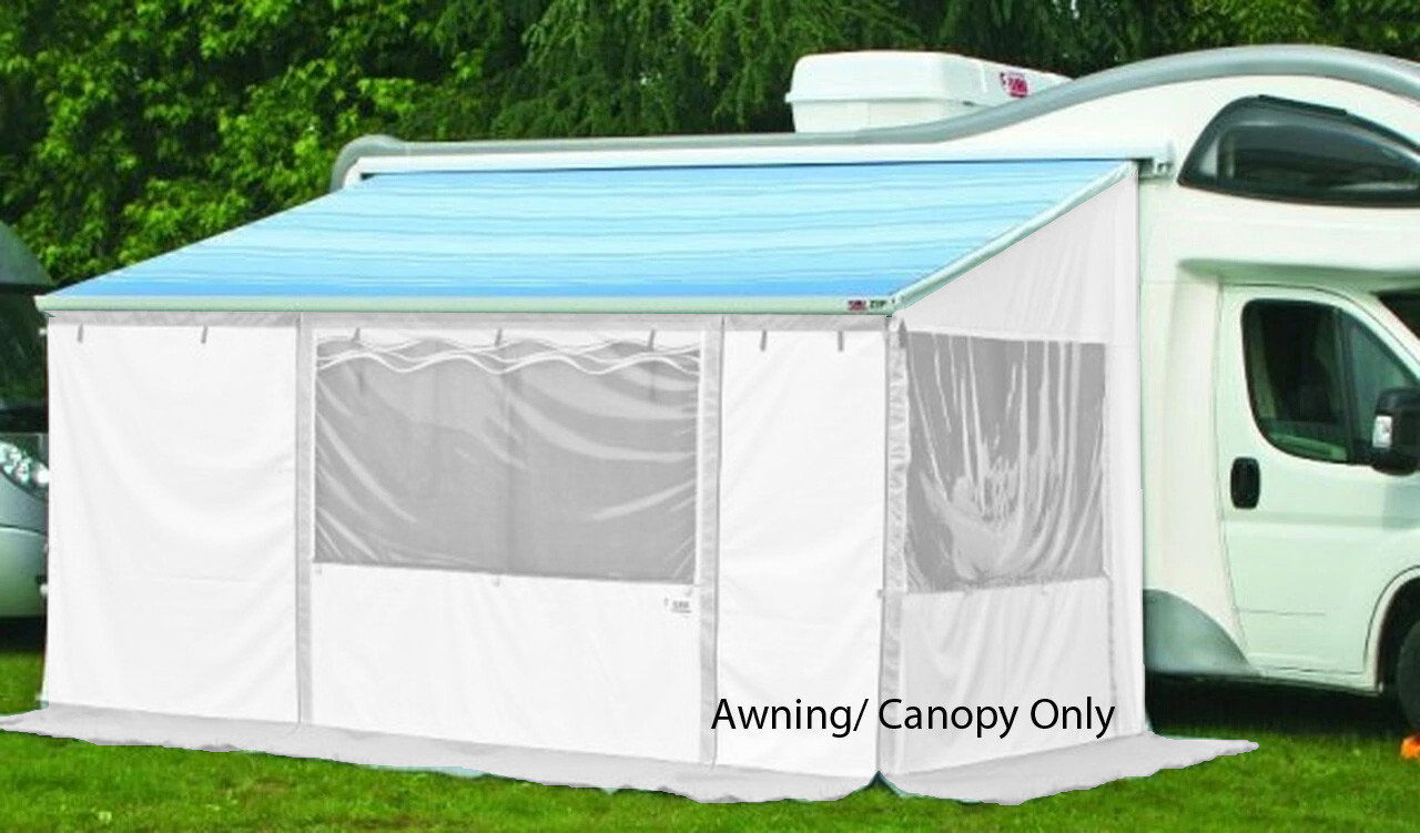 Fiamma Zip Awning and Privacy Room