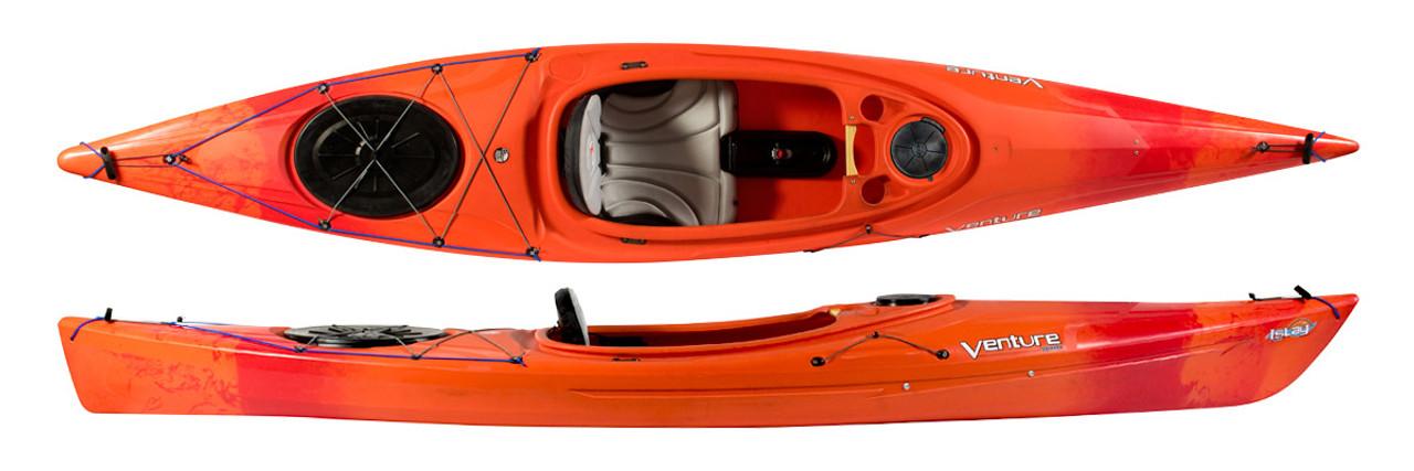 Venture Islay Cruiser Recreational Touring Kayak.