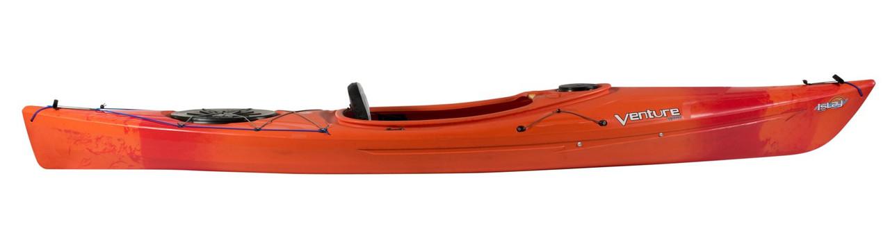 Venture Islay Cruiser Kayak side.