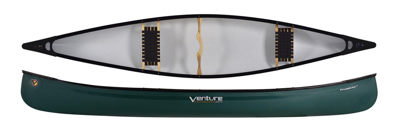 Venture Prospector 155 Trilite in Dark Green