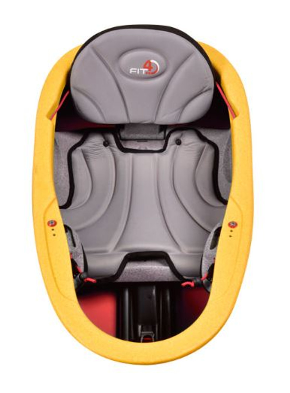 Outfitting - 'Fit 4' seat available to order