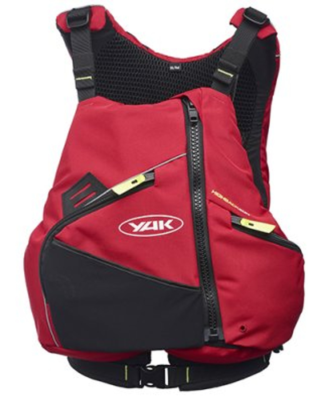YAK High BackPFD in Red