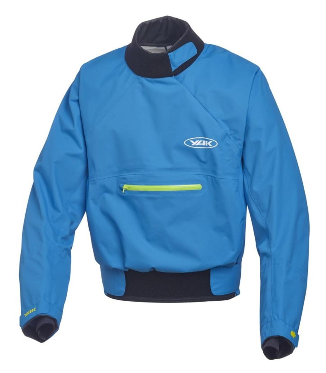 YAK Sumit kayak and canoe jacket in blue
