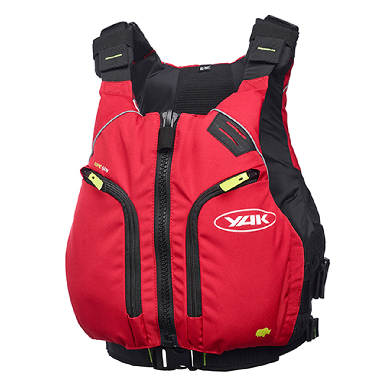 Yak Xipe 60N Touring Buoyancy Aid Red - Front