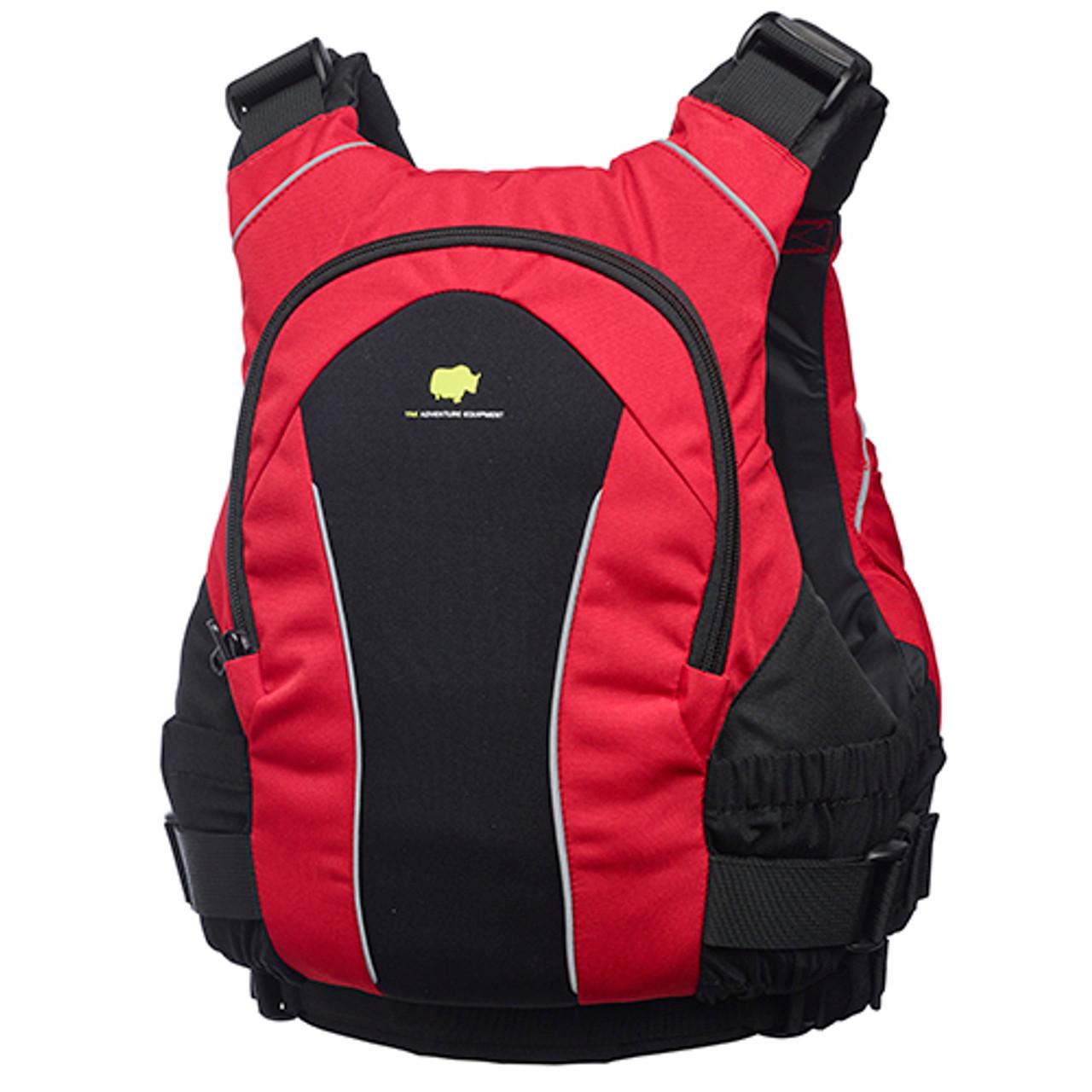 Yak Xipe PFD Red - Back