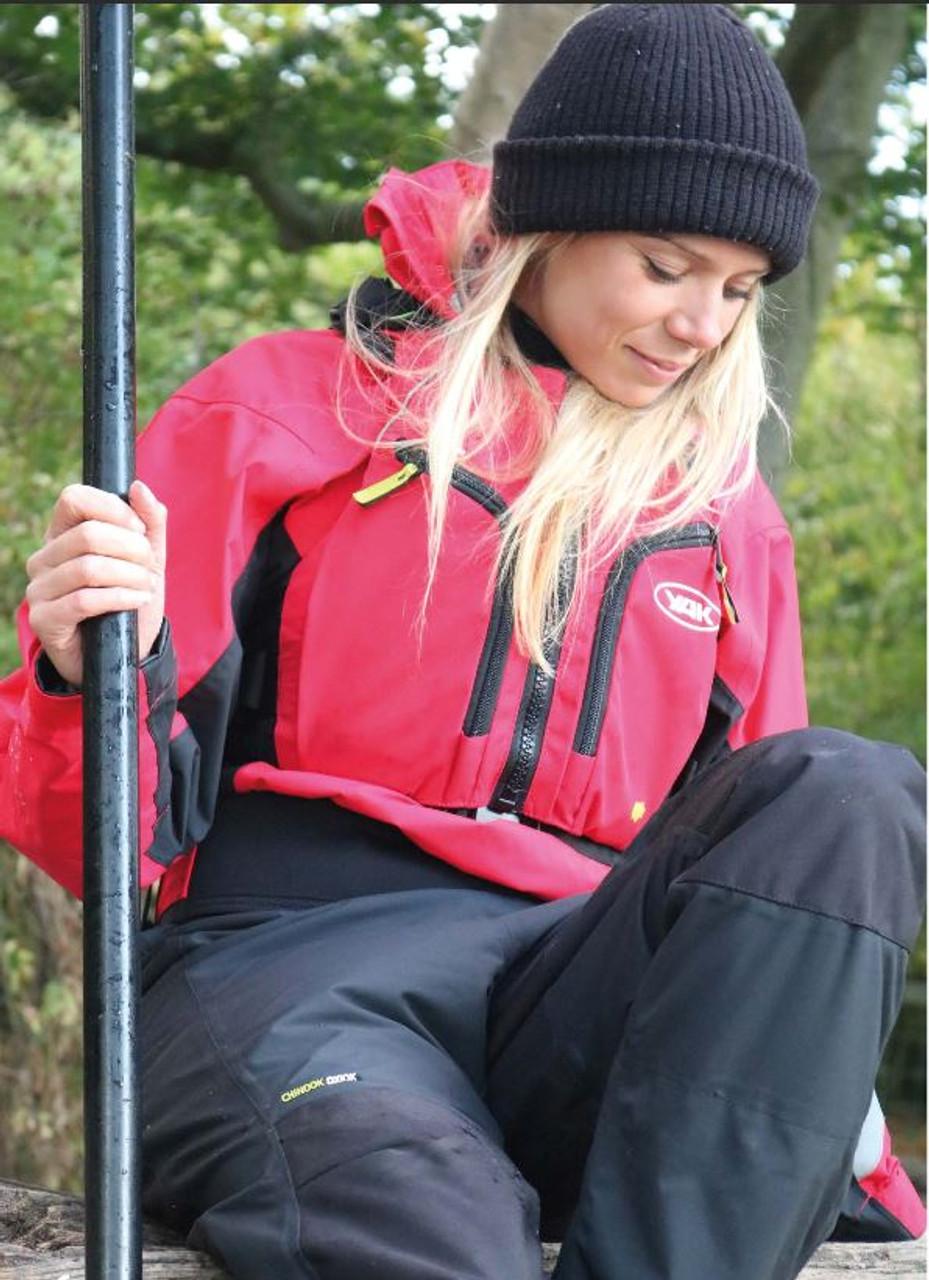 YAK Xipe 60N PFD for kayak, canoe or SUP paddlers