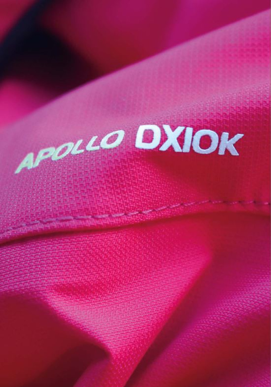 Yak DX10k 2.5 layer fabric with waterproof breathability.