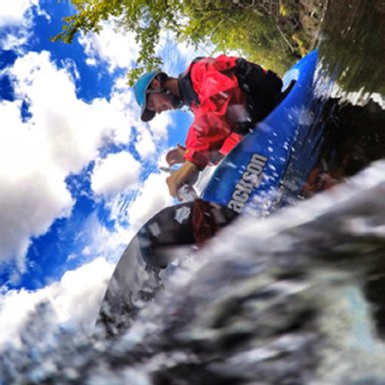 Yak whitewater kayaking jacket