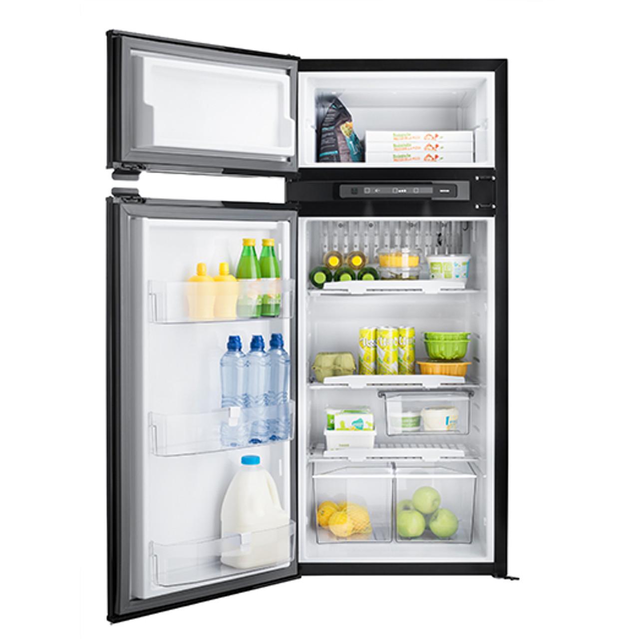 Interior of Thetford N4175 Fridge Freezer