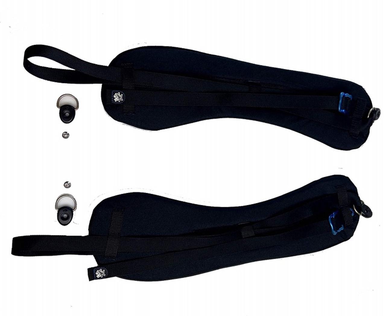 Pyranha Surfjet Kayak Thigh Straps
