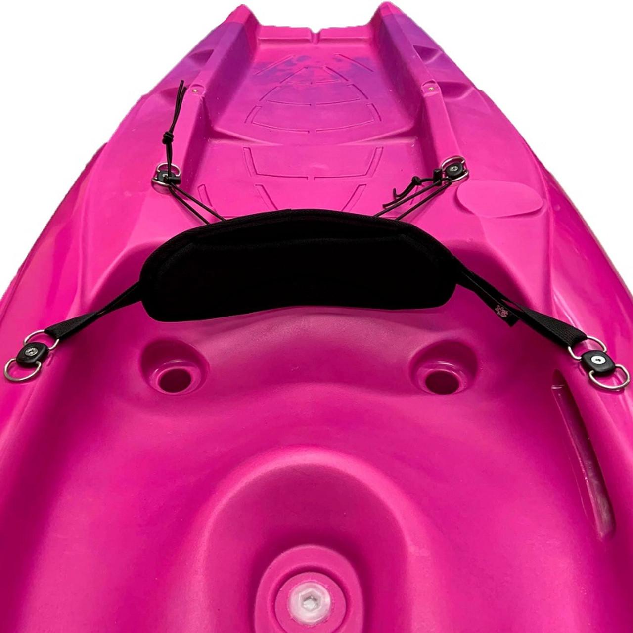 Pyranha surf jet kayak backstrap support seat